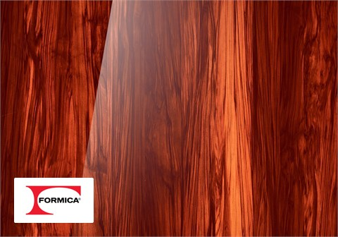 FormicaГлянцевые панели Formica Wood High Gloss AR+Elegant wood F6211 AB