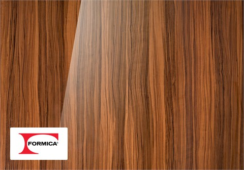 FormicaГлянцевые панели Formica Wood High Gloss AR+Oiled Olivewood F5481 AB
