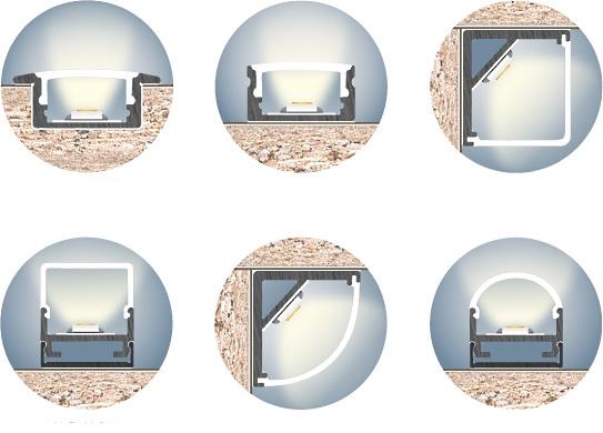 Конфигурации ламп